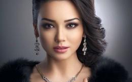 Ngất ngây trước nhan sắc quyến rũ của phụ nữ đẹp Kazakhstan