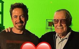 """Dàn sao phim Marvel và nhiều nghệ sĩ tưởng nhớ Stan Lee sau tin """"cha đẻ"""" các siêu anh hùng qua đời"""