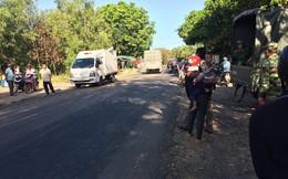 2 quân nhân tử vong, 2 người nguy kịch trên đường ra thao trường