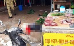 Đang bán đậu ở chợ, cô gái bất ngờ bị kẻ mới ra tù nổ súng bắn tử vong