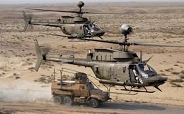 Syria: Cáo buộc gây sốc về việc trực thăng Mỹ giải cứu khủng bố