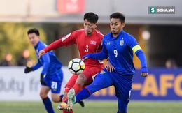 """""""Đồng môn"""" của HLV Park Hang-seo gục ngã trong lần đầu tiên dẫn dắt bóng đá Thái Lan"""