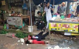 Nghi phạm rút súng bắn cô gái bán đậu giữa chợ đã tử vong sau 7 ngày cấp cứu