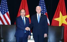 Phó Tổng thống Mike Pence: Mỹ ủng hộ Việt Nam mạnh, độc lập, thịnh vượng