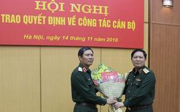 Trung tướng Nguyễn Tân Cương làm Phó Tổng Tham mưu trưởng QĐND