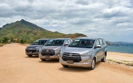 """Diễn biến """"lạ"""" trên thị trường xe hơi Việt"""
