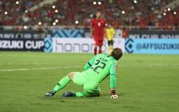 """Trắng tay rời Mỹ Đình, thủ môn Malaysia vẫn nói cứng: """"Chúng tôi chơi hay hơn Việt Nam"""""""
