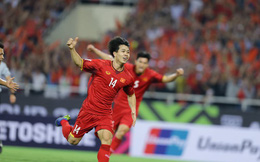 Việt Nam 2-0 Malaysia: Anh Đức dứt điểm tinh tế nhân đôi cách biệt