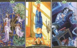 Rút một lá bài Tarot để nhìn thấu những khó khăn bạn sắp gặp phải và tìm ra cách giải quyết
