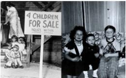 """Bi kịch những đứa trẻ trong bức ảnh """"mẹ bán con"""": Bị cưỡng bức đến chửa hoang, bị bạo hành đến loạn trí, thành kẻ nguy hiểm cho xã hội"""