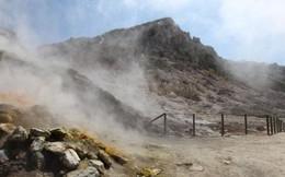 Siêu núi lửa Italy sắp thức giấc sau gần 500 năm
