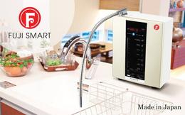 Máy lọc nước với giọng nói tiếng người Fuji Smart lần đầu xuất hiện