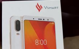 """Hình ảnh """"điện thoại Vsmart của Vingroup"""" lan truyền trên mạng có thể chỉ là sản phẩm của tưởng tượng"""