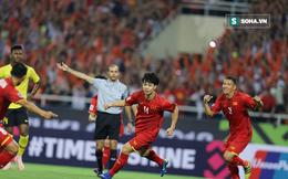 Đội tuyển Việt Nam được thưởng tiền tỷ nhờ đánh bại Malaysia