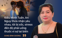 """NSX """"Chú ơi đừng lấy mẹ con"""": Kiều Minh Tuấn trả lại 900 triệu, tôi vẫn kiện!"""