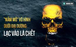 """""""Nấm mồ"""" vô hình dưới đại dương: Mất mạng nếu bơi vào, khiến tàu ngầm tự động nổi lên"""