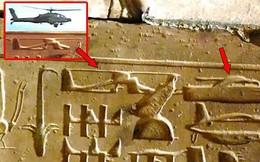 """Phát hiện dấu tích """"công nghệ ngoài hành tinh"""" tại ngôi đền Ai Cập: Xuyên không có thật?"""