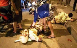 Kẻ rút dao bấm đâm trọng thương  2 CSGT ở Thái Bình khai gì?