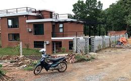 """Vụ """"xẻ thịt"""" đất rừng Sóc Sơn: Ban hành quyết định cưỡng chế công trình vi phạm ở Minh Phú"""