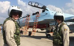 """Lý do không quân Nga bất ngờ """"im hơi lặng tiếng"""" ở Syria suốt tháng 10"""