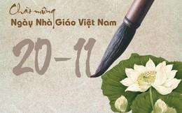Sở GDĐT TPHCM thông báo không nhận hoa, quà Ngày Nhà giáo Việt Nam