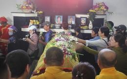 Xót xa cảnh 4 cỗ quan tài đặt cạnh nhau của gia đình cô giáo mầm non trong ngày 20/11