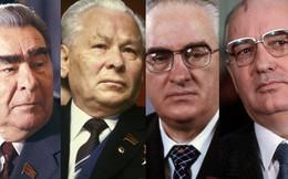 """Nhà ga """"bốn đời Tổng bí thư đảng Cộng sản Liên Xô"""" và một cuộc gặp vô tiền khoáng hậu"""