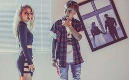 Đạt G tung MV mới, hát cùng bạn gái nóng bỏng