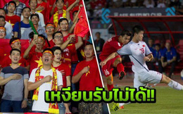 """Báo Thái Lan chỉ ra """"tử huyệt"""" của Việt Nam, lấp liếm sai lầm của trợ lý trọng tài"""