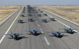 Màn phô diễn hoành tráng chứng tỏ J-20 Trung Quốc và Su-57 Nga còn xa mới sánh ngang F-35