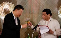 Philippines ký thỏa thuận thăm dò dầu khí với Trung Quốc