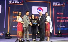 Giữa tưng bừng AFF Cup 2018, V.League bất ngờ được nhận giải thưởng danh giá