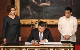 Con gái Tổng thống Duterte: Cảm thấy như cá mắc cạn vì lễ đón tiếp Chủ tịch Tập Cận Bình