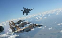"""""""Tin dữ"""" cho hệ thống phòng không Syria: Israel sắp có thêm một phi đội F-15IA từ Mỹ"""