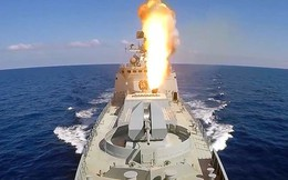 Nga tập trận tại Địa Trung Hải giữa bối cảnh Syria 'căng như dây đàn'
