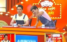 Trường Giang tức giận, mắng chửi khiến thí sinh phải bật khóc ngay giữa sân khấu