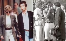 """Con đường biến mình thành """"kẻ thứ 3"""" ngắn lắm: Diana đáng thương cũng từng có mối tình ồn ào với bạn chồng như thế"""