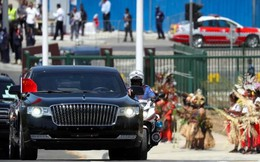 Trống giong cờ mở đưa siêu xe Hồng Kỳ qua 3 nước, Trung Quốc muốn thách thức Mỹ?