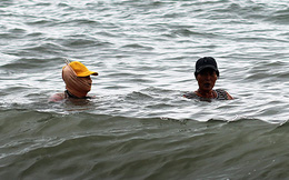 Bão số 9 cách Vũng Tàu 140km, 7 ngư dân rơi xuống biển mất tích