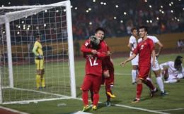 Việt Nam 3-0 Campuchia: Phan Văn Đức dứt điểm tinh tế tung lưới Campuchia