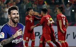 Giải đấu của Messi hào hứng với thành tích đến từ ĐT Việt Nam