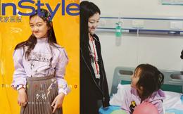 Cuộc sống của con gái Lý Á Bằng: Cô bé tật nguyền đáng nể vẫn phải chịu đựng sóng gió thị phi