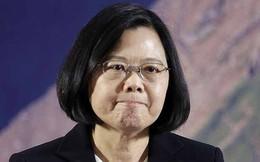 Bà Thái Anh Văn từ chức Chủ tịch đảng cầm quyền Đài Loan
