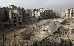 Phát hiện âm mưu tấn công bằng khí độc, máy bay Nga không kích dữ dội phiến quân Syria