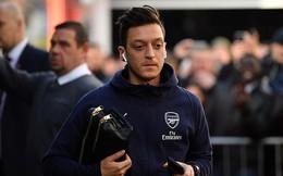 Tiết lộ lý do Ozil bị gạt khỏi đội hình Arsenal