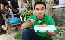 """Sở thích ăn uống """"khác người"""" của nam MC giàu nhất nhì Việt Nam - Quyền Linh"""