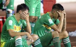 Vừa rớt hạng V.League, CLB Việt Nam tiếp tục lún sâu vào lùm xùm người đi, người ở