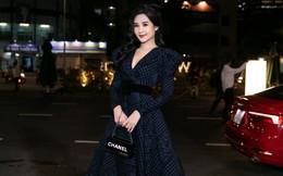 """Xuất hiện xinh đẹp, Hoa hậu Ngân Anh lại dính tin đồn """"dao kéo"""""""