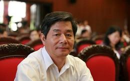 Ban Bí thư kỷ luật khiển trách nguyên Bộ trưởng KH-ĐT Bùi Quang Vinh
