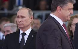 Vụ Nga bắn tàu Ukraine: Tổng thống Poroshenko đòi điện đàm trong đêm, ông Putin không đáp